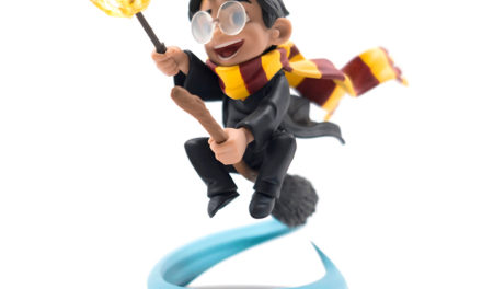 Harry First Flight Q-Fig