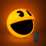Pac-Man Lamp with Sound