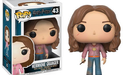Funko POP! Harry Potter Hermione w/ Time Turner Vinyl Figure