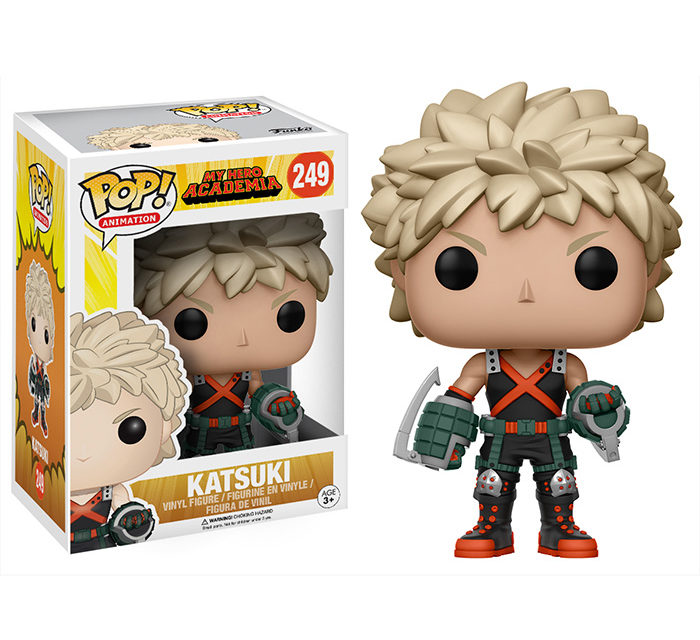 Funko POP! My Hero Academia Katsuki Vinyl Figure