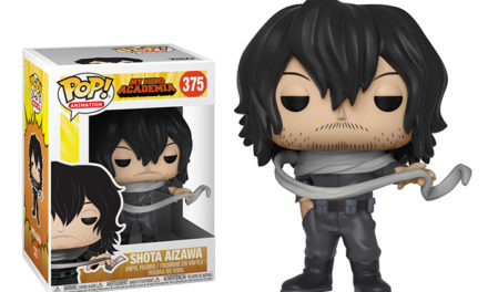 Funko POP! My Hero Academia Shota Aizawa Vinyl Figure