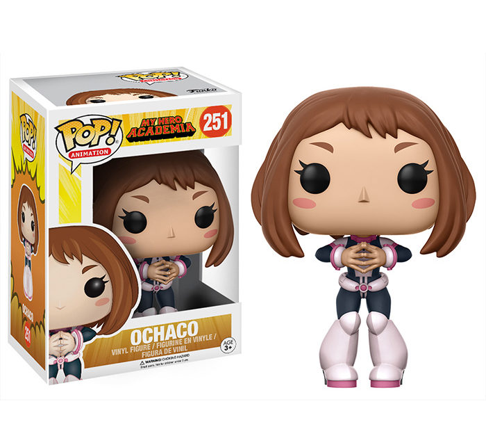 Funko POP! My Hero Academia Ochako Vinyl Figure