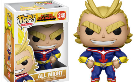 Funko POP! My Hero Academia All Might Vinyl Figure
