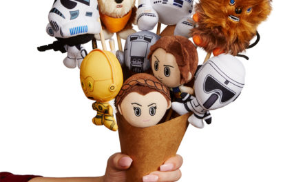 Star Wars Plush Bouquet – Endor