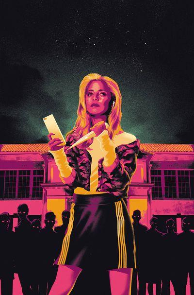 Buffy the Vampire Slayer #1 Main