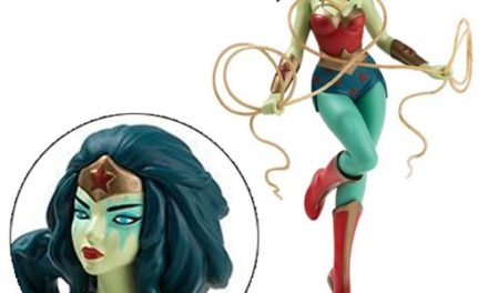 DC Wonder Woman by Tara McPherson Medium Vinyl Figure – Free Shipping