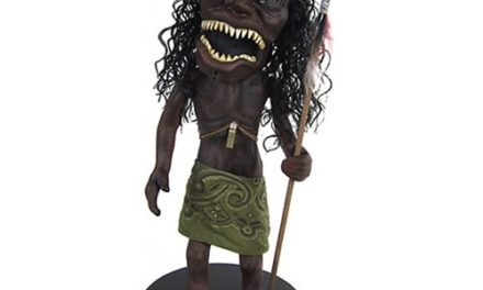 Zuni Warrior Fetish Doll Statue – Free Shipping