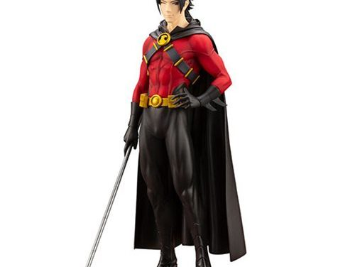 DC Comics Red Robin Ikemen First Edition Statue – Free Shipping