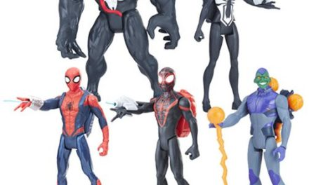 Spider-Man Quick Shot 6-inch Action Figures Wave 2 Case – Free Shipping