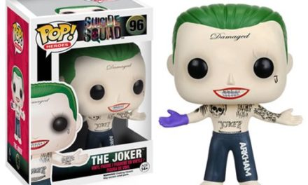 Suicide Squad Shirtless Joker Pop! Vinyl Figure