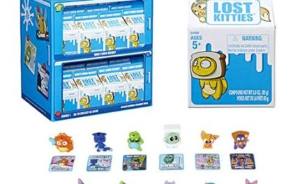 Lost Kitties Blind Box Mini-Figures Wave 2 6-Pack