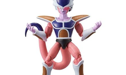 Dragon Ball Stars Frieza 1st Form Action Figure