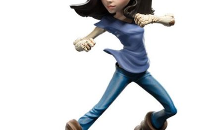 Alita: Battle Angel Alita Doll Mini Epics Vinyl Figure