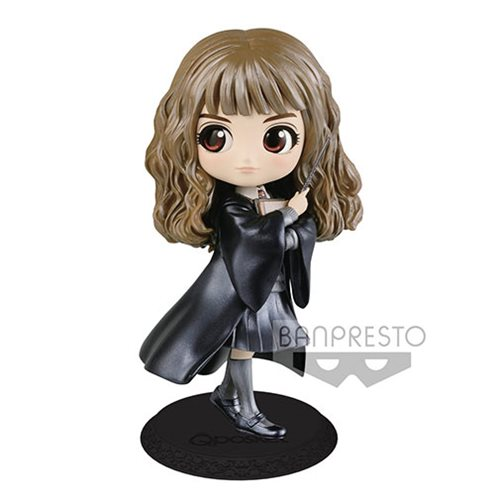 Harry Potter Hermione Granger Pearl Version Q Posket Statue