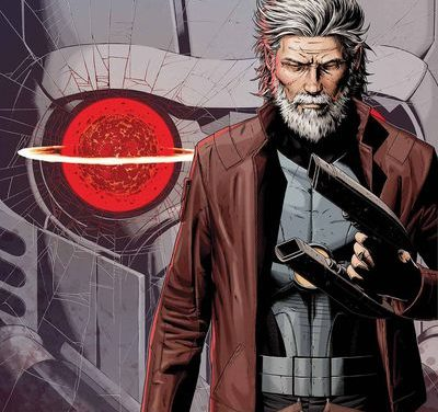 Old Man Quill #1 (of 12)