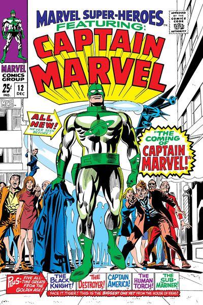 True Believers Captain Mar-Vell#1