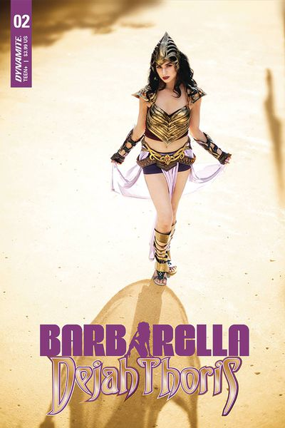 Barbarella Dejah Thoris #2 (Cover E – Cosplay)
