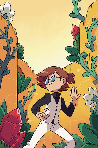 Adventure Time Marcy & Simon #2 (of 6) Preorder Simon