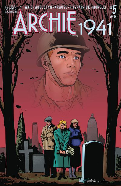 Archie 1941 #5 (of 5) (Cover A – Krause)