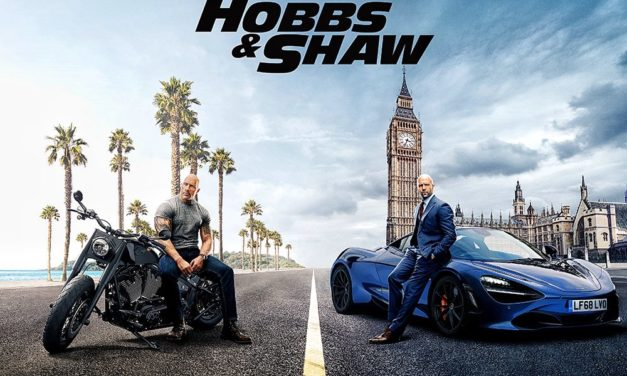 Fast & Furious Presents: Hobbs & Shaw – Official Trailer [HD]