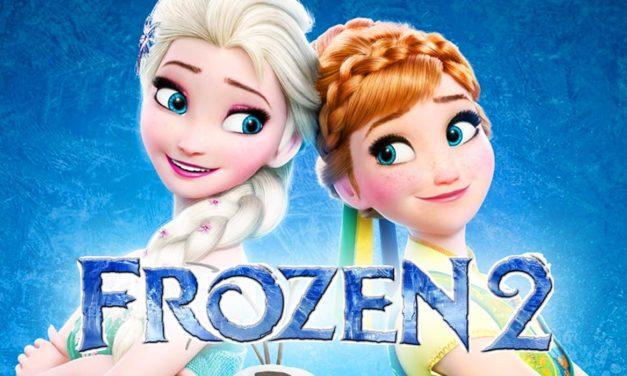 Frozen 2   Official Teaser Trailer