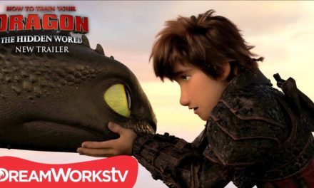 How to Train Your Dragon: The Hidden World – Official Trailer
