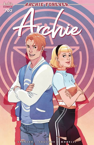 Archie #702 (Cover A – Sauvage)