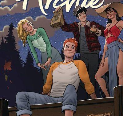 Archie #702 (Cover B – Quinones)