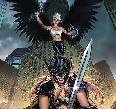Black Knight #4 (of 5) (Cover A – Riveiro)