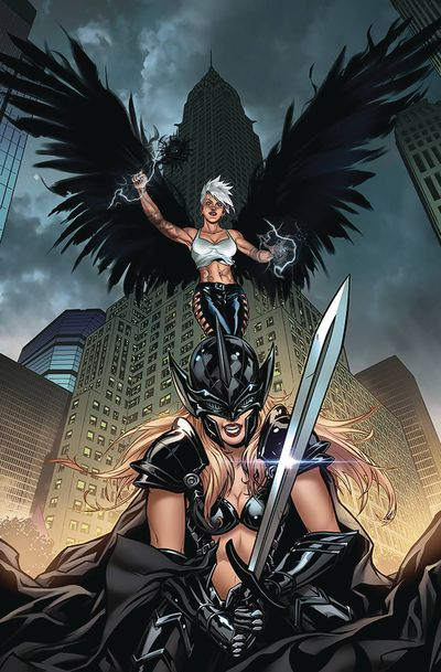 Black Knight #4 (of 5) (Cover A – Riveiro)