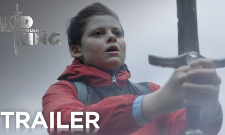 The Kid Who Would Be King – Official Trailer