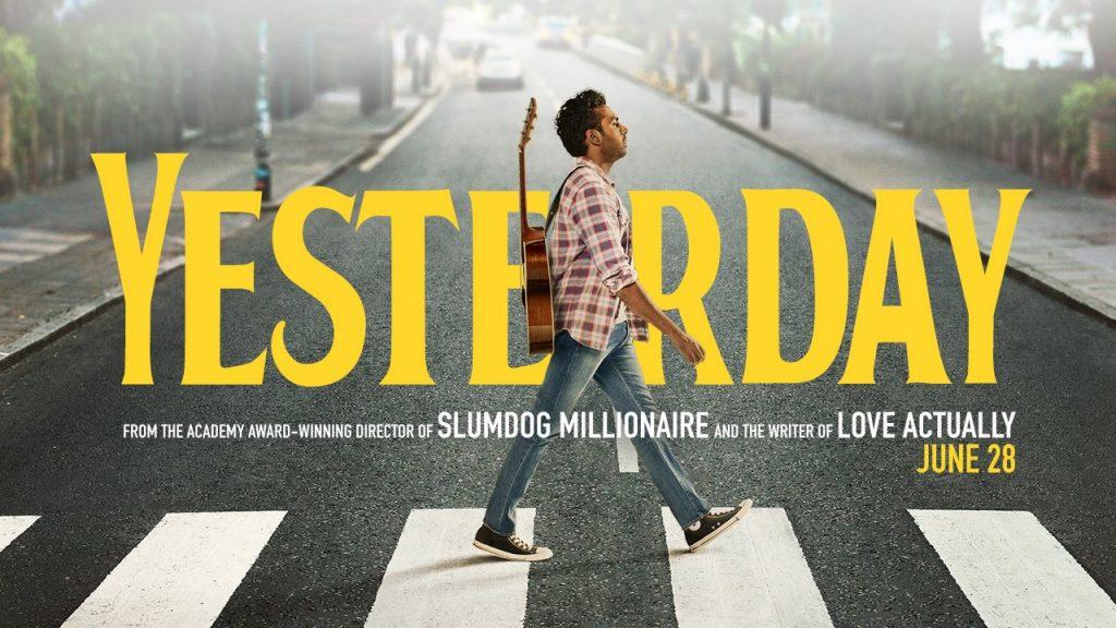 Yesterday Movie Trailer