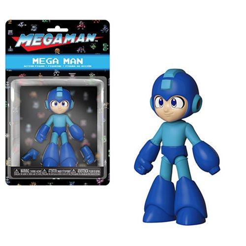 Mega Man Action Figure