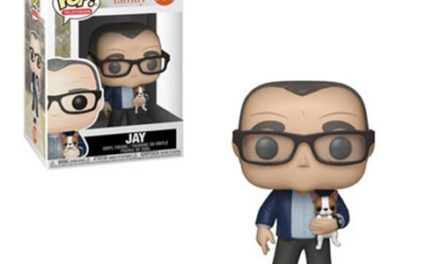Modern Family Jay with Dog Pop! Vinyl Figure #756