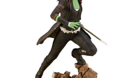 Avengers: Infinity War Gamora 1:10 Scale ARTFX+ Statue – Free Shipping