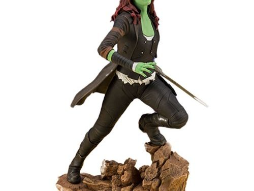 Avengers: Infinity War Gamora 1:10 Scale ARTFX+ Statue – Free Shipping
