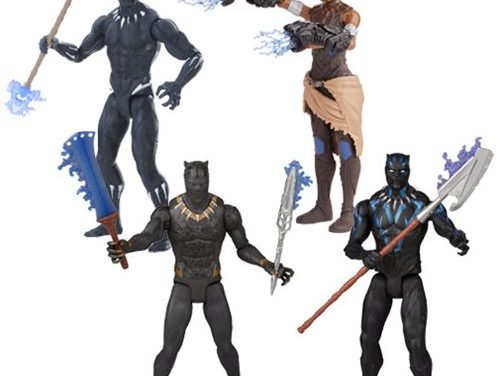 Black Panther 6-Inch Action Figures Wave 1 Case – Free Shipping