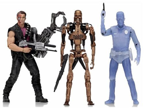 Terminator 2 Kenner Tribute 7-Inch Scale Action Figure Case – Free Shipping