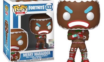 Funko POP! Fortnite Merry Marauder Vinyl Figure