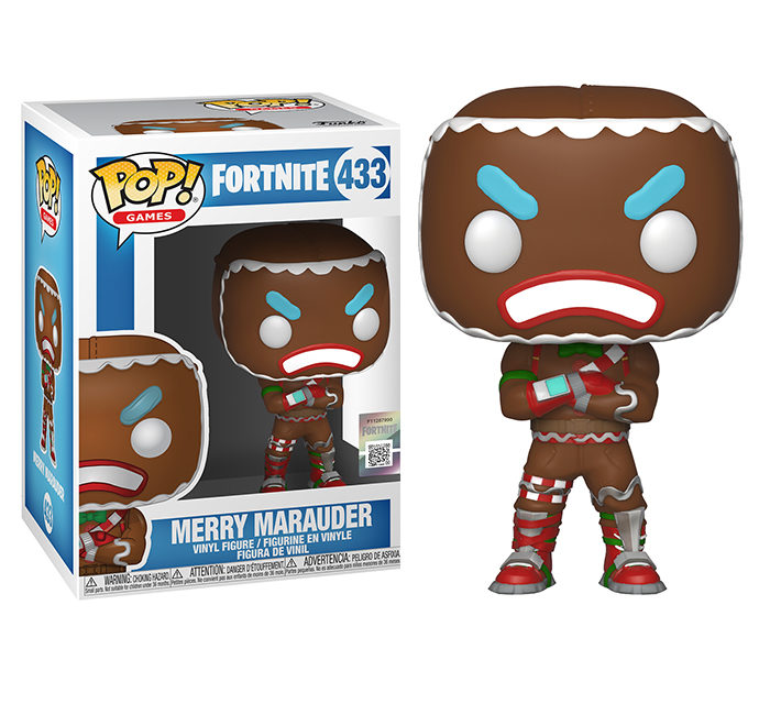 Funko POP! Fortnite Merry Marauder Vinyl Figure