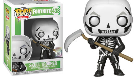 Funko POP! Fortnite Skull Trooper Vinyl Figure