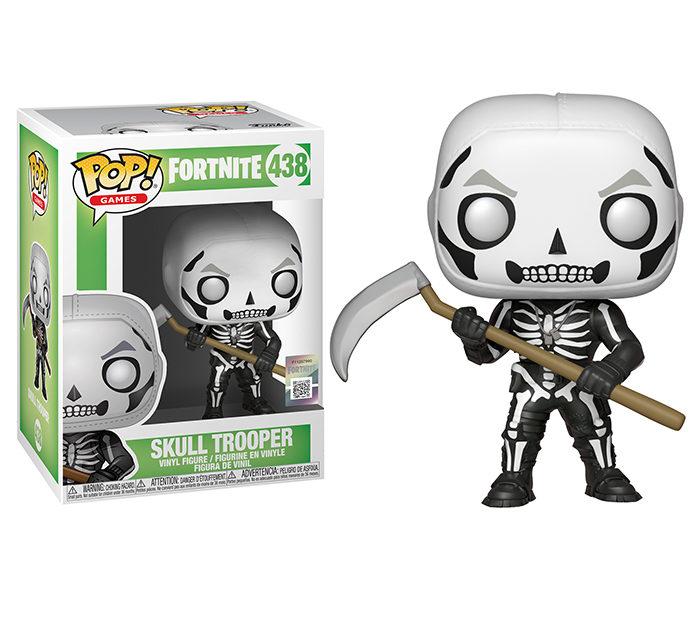 Funko POP! Fortnite Skull Trooper Vinyl Figure