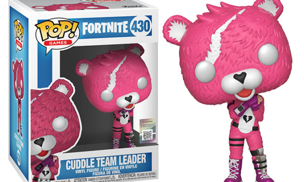 Funko POP! Fortnite Cuddle Team Leader Vinyl Figure