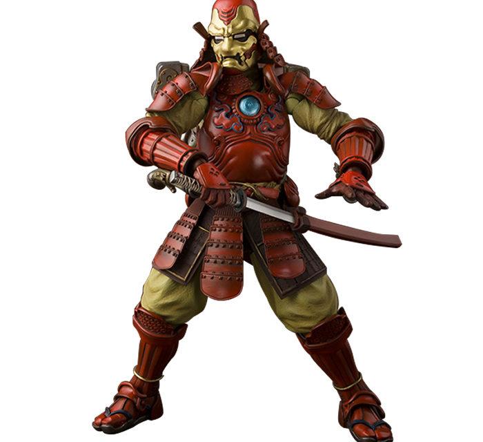 Tamashii Nations Manga Realization Samurai Iron Man – Marvel Action Figure