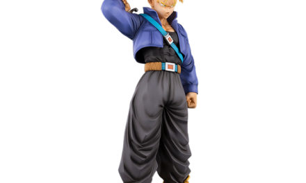 Figuarts ZERO EX Super Saiyan Trunks – Dragon Ball 10″ Statue
