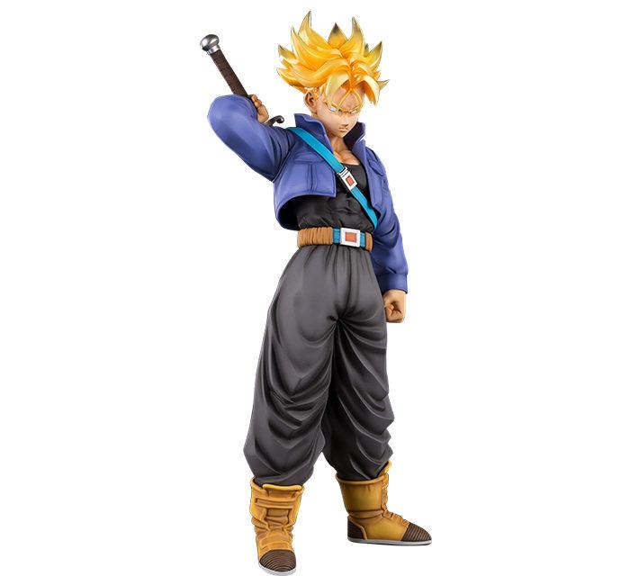 Figuarts ZERO EX Super Saiyan Trunks – Dragon Ball 10″ Statue