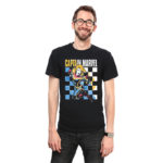 Captain Marvel Color-In T-Shirt