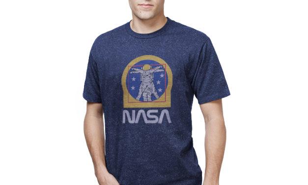 Nasa DaVinci T-Shirt