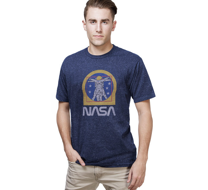 Nasa DaVinci T-Shirt