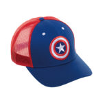Captain America Shield Hat